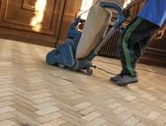 Great photos of our floor sanding project in Greenwich Floor Sanding